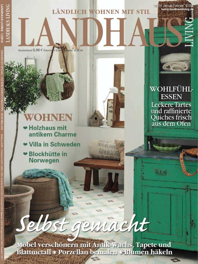 Landhaus Living   Januar Februar 01, 2014