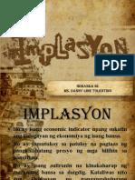 implasyon
