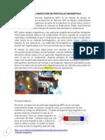 Introducción a La Inspección de Partículas Magnéticas