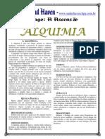 Alquimia - Mago a Ascensão