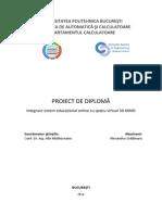 Proiect Licenta Automatica Gradinaru v Alexandru 19931