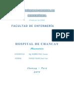 Caso Clinico Papi