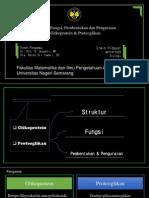 Glikoprotein & Proteoglikan