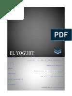 Producto - Yogurt