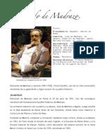 MADRAZO, Raimundo De