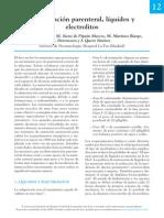 Alimentacion Parenteral, Liquidos y Electrolitos