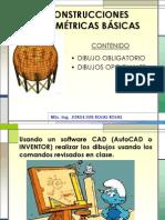 Construcciones Geometricas Basicas 2012