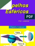ESPELHOS esfericos 2
