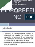 Slide Hidrorrefino