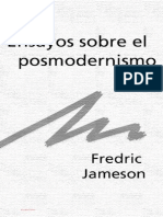 Jameson Posmodernismo