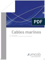 Cables Marino SUMCAB