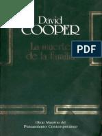 La Muerte de La Familia David Cooper 1971