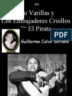 Ròmulo Varillas y Los Embajadores Criollos - El Pirata