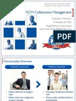 3513 Deep Dive on SAP Financial SCM Collections Management Module
