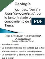 Clase de Geologia 2012-1