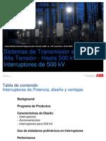 500 KV Presentation.ppt
