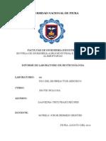 Informe de Biotecnologia Nro 2