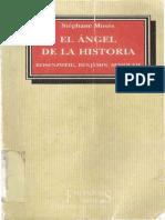 101723345 MOSES Stephane El Angel de La Historia Rosenzweig Benjamin Scholem