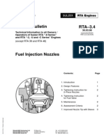 RTA 03.4 Fuel Injection Nozzles