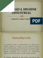Unidad 4 Higiene Industrial