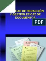 Tcnicas de Redaccin Y Gestin Eficaz de Documentos