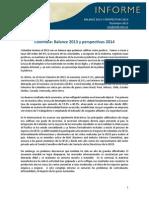 ANDI - Balance 2013 y Perspectivas 2014