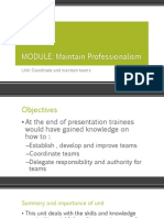 Coordinate and maintain teams.pptx