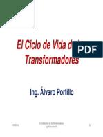 El Ciclo de Vida de Los Transformadores