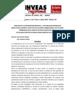 GRANULOMETRIA ASFALTOS