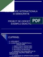 Prezentare Proiect de Cercetare