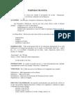 Farmacologia - Apunte