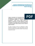 1 Guide Formation Francophone