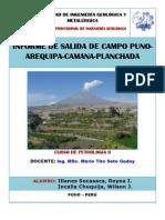 Informe de Practicas Aqp- Planchada