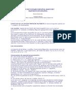 Breve Diccionario Español Mapuche