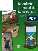 Demanda Hidrica Agricultura - FAO