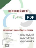 Aula 8 - Modelo Quantico.