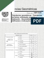 Tolerâncias Geométricas_2014