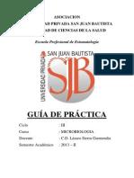 Guia de Microbiologia 2014-1