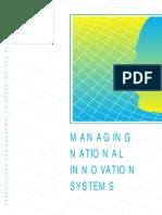 7298586 OCDE 1999 Managing National Innovation Systems