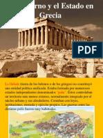 El Gobierno y El Estado en Grecia