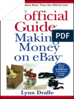 The Unofficial Guide to Making Money on Ebay30