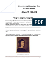 Ingres Copieur Copié - Un Parcours Pédagogique Dans Les Collections Du Musée Ingres