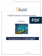 Cfd Manual Fluent