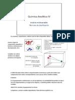 Tema 7 Analisis Multivariante.tecnicas de Clasificacion