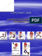 LOPCYMAT 2005