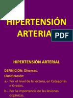 2. Hipertensión Arterial
