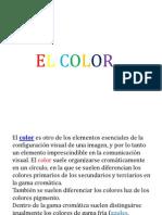 19. El Color Pptx