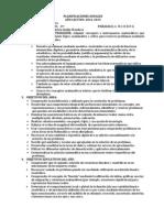 PLANIFICACIÓN ANUAL POR BLOQUE CURRICULARES- 1er Bachillerato-2014 Matematica- Arq. Myrian Quijije Mendoza