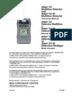 Manual de Explosimetro