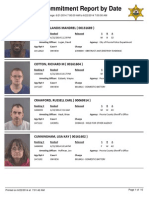 Peoria County booking sheet 06/22/14